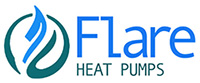 Flare heat pumps for the Canary Islands